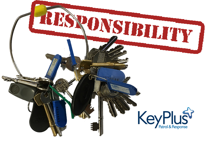 Key Holder Responsibilities