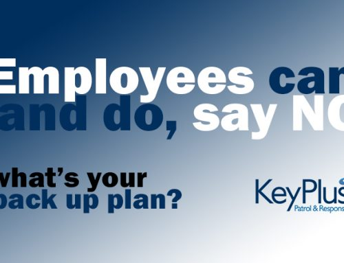 Employees can and do say No!