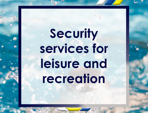 Security Services for Leisure and Recreation