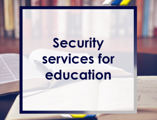 Security Services for Education