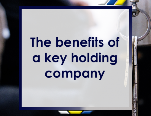The Benefits of a Key Holding Company
