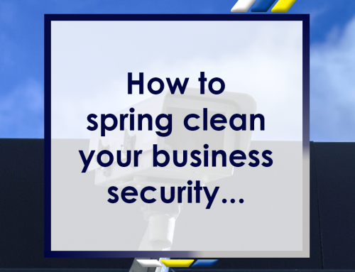 Spring Clean Your Business Security