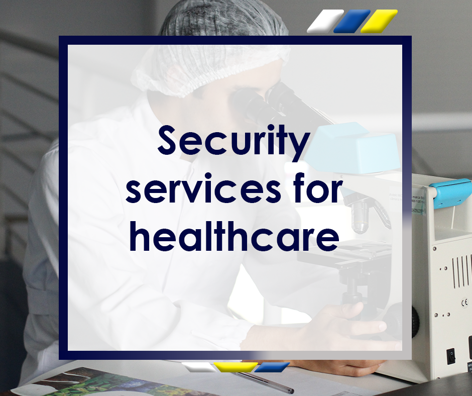 Security Services for Healthcare Featured Image