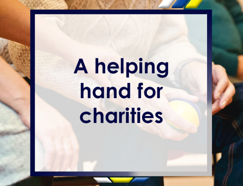 A Helping Hand for Charities