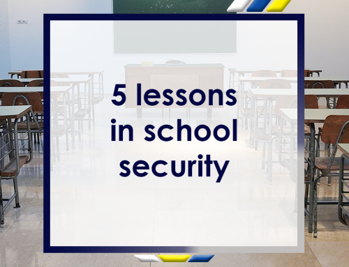 5 Lessons in School Security