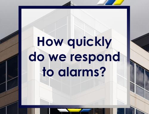How Quickly Do We Respond to Alarms?