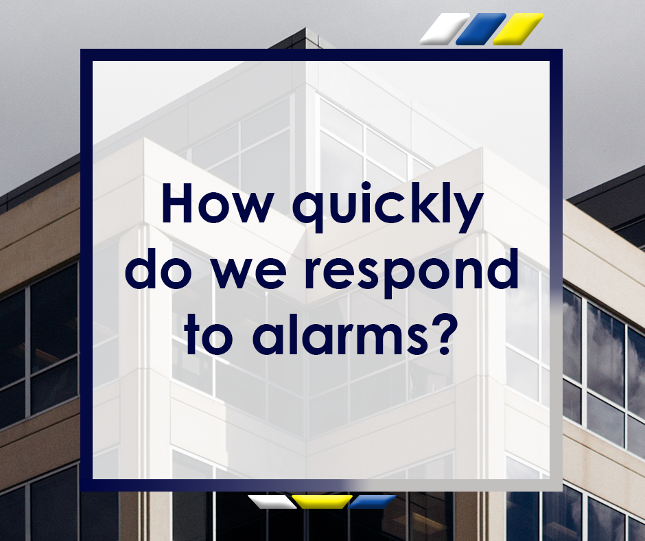 How quickly do we respond to alarms? featured image