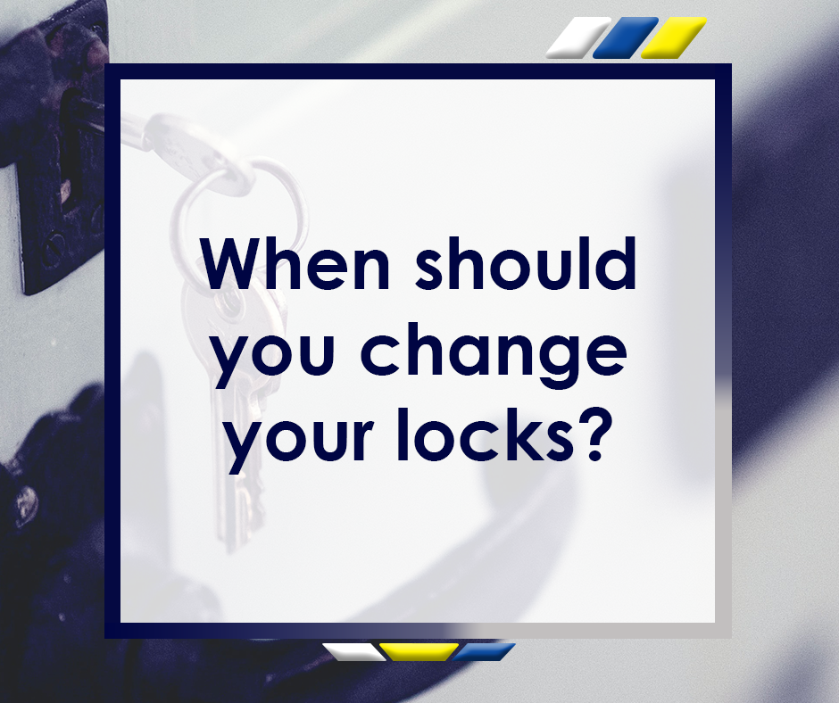 When to Change Your Locks Featured Image