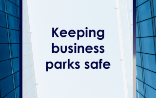 Keeping business parks safe features image