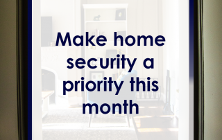 Home Security Month Featured Image