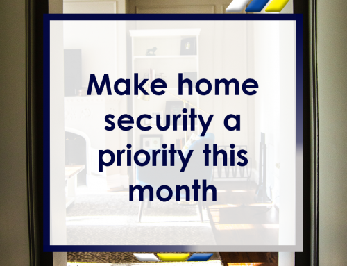 Make Home Security a Priority This Month
