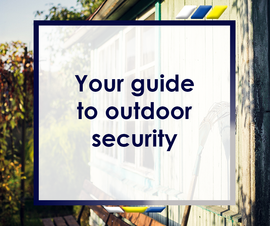 Your guide to outdoor security featured image