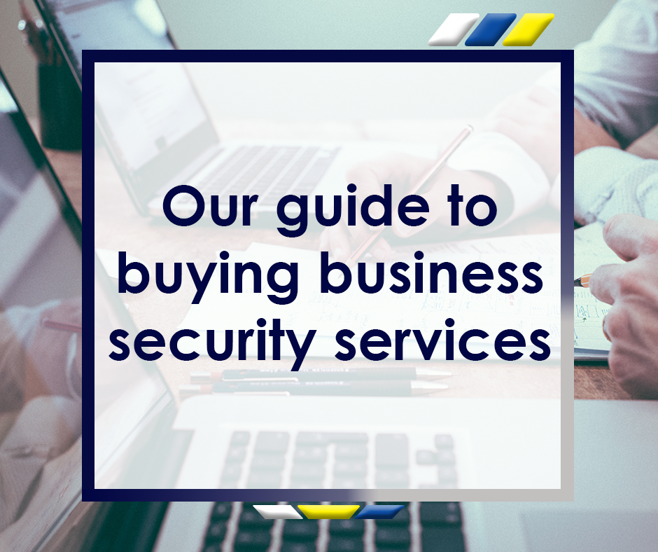 Buying Business Security Services featured image