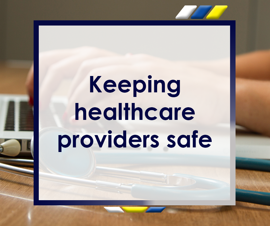 Keeping Healthcare Providers Safe Featured Image