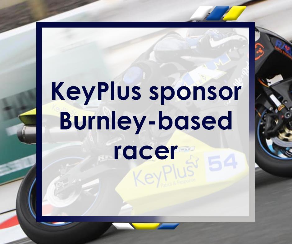 KeyPlus Sponsor Burnley-Based Racer Featured Image