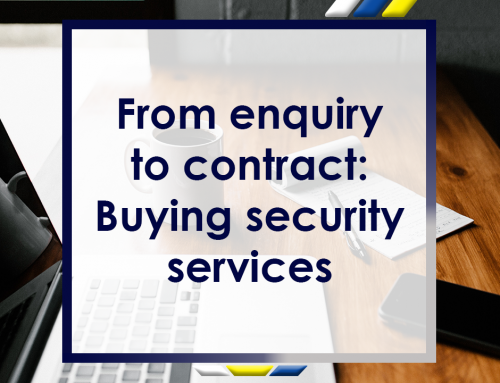 From Enquiry to Contract: Buying Security Services